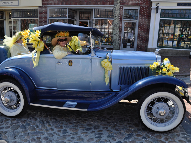 Daffodil Weekend on Nantucket