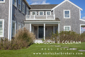 9 Falmouth Avenue, Nantucket, MA