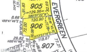 28 Evergreen Way (portion of)