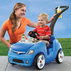 Rideable Kiddie Cars